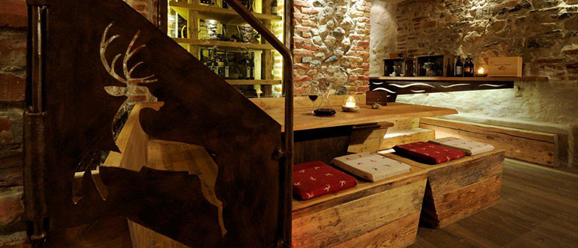 Krumers Post & Spa Hotel, Seefeld, Austria - restaurant interior.jpg